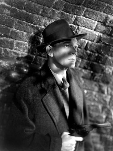 The Third Man, Joseph Cotten, 1949 Fotografía