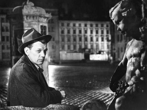 The Third Man, Joseph Cotten, 1949 Valokuva