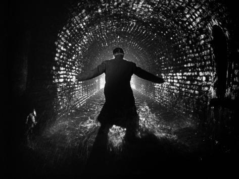 The Third Man, Orson Welles, 1949 写真