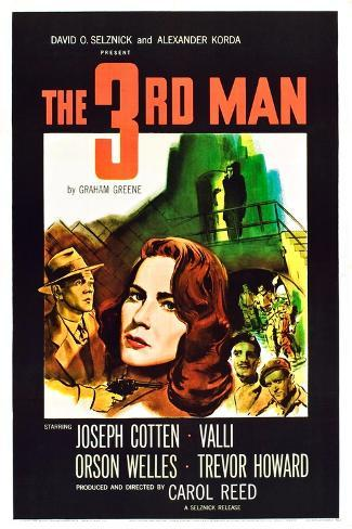 The Third Man Art Print