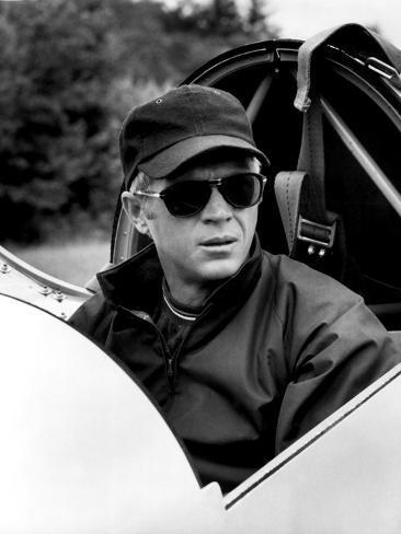 The Thomas Crown Affair, Steve Mcqueen, 1968 写真