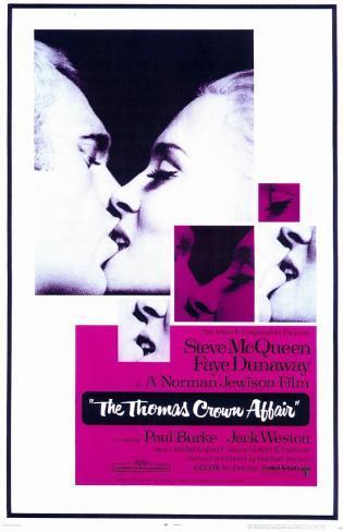 The Thomas Crown Affair Lámina maestra