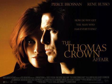 The Thomas Crown Affair Masterprint