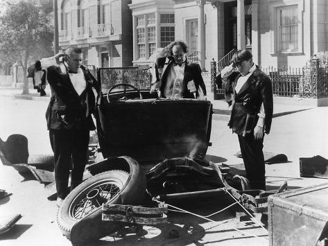 The Three Stooges: Car Troubles Photo