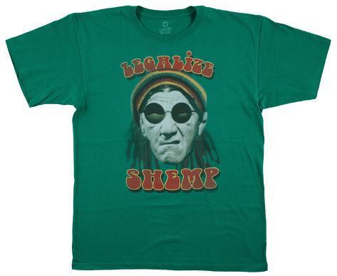 The Three Stooges - Legalize Shemp Camiseta