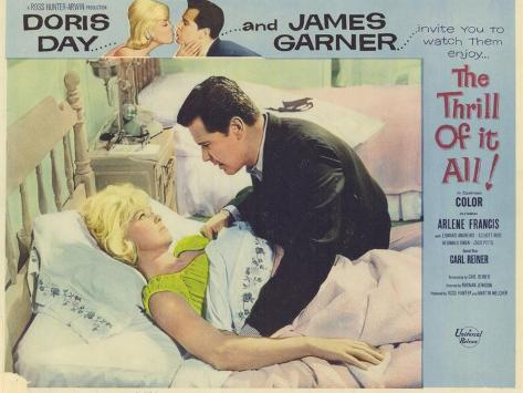 The Thrill of it All, 1963 Premium Giclee Print