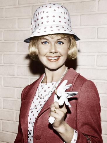 The Thrill of it All, Doris Day, 1963 Foto