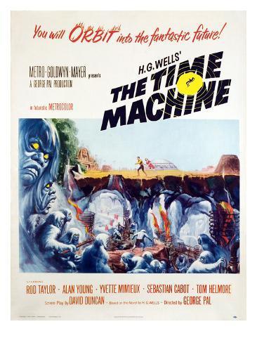 The Time Machine, 1960 Photo
