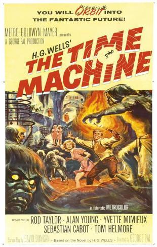 The Time Machine Masterprint