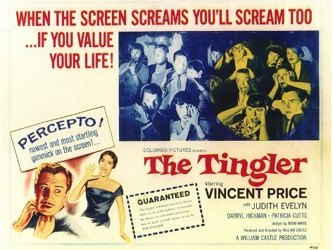 The Tingler, 1959 Art Print