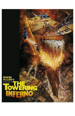 The Towering Inferno, 1974 Masterprint