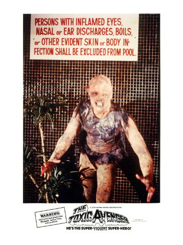 The Toxic Avenger, Mitch Cohen, 1985 Foto