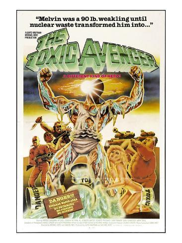 The Toxic Avenger, Mitchell Cohen, 1985 Foto