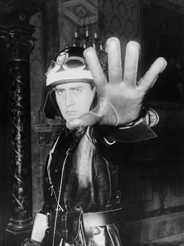 The Traffic Policeman, 1960 (Il Vigile) Photographic Print