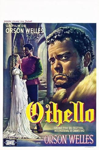 The Tragedy of Othello: the Moor of Venice Art Print