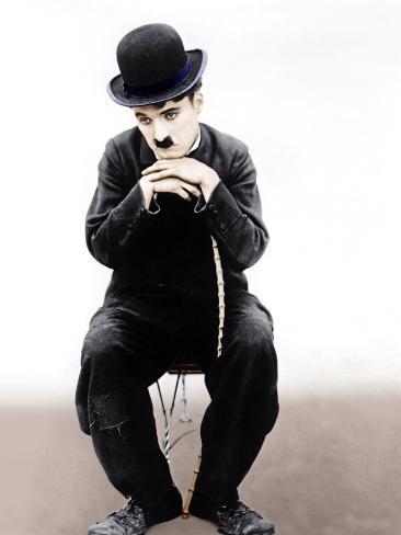 THE TRAMP, (aka CHARLIE ON THE FARM; CHARLIE THE HOBO; CHARLIE THE TRAMP), Charlie Chaplin Photo