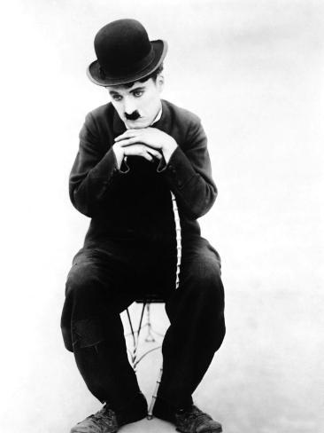 The Tramp, Charlie Chaplin, 1915 Photo