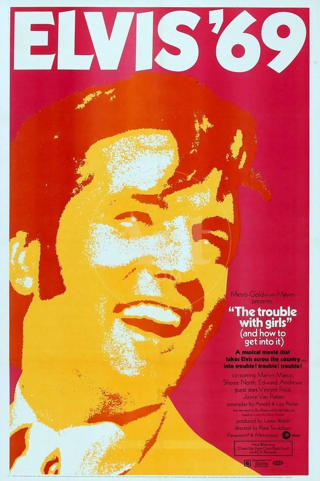 The Trouble with Girls, Elvis Presley, 1969 Posters - AllPosters.ca