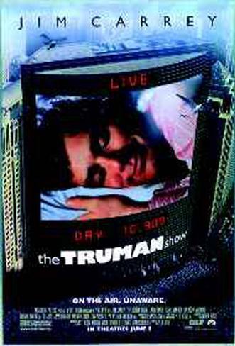 The Truman Show Original Poster