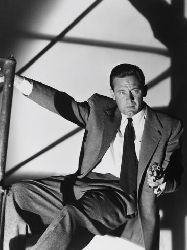 The Turning Point, 1952 Lámina fotográfica
