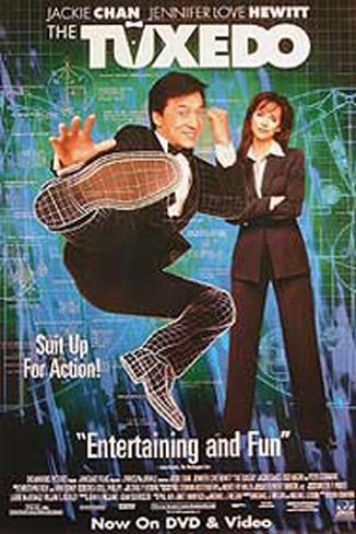 The Tuxedo Original Poster