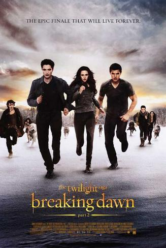 The Twilight Saga: Breaking Dawn - Part 2 Masterprint