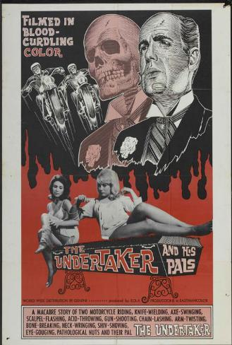 The Undertaker and His Pals Poster