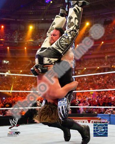 The Undertaker Wrestlemania Photo