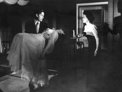 The Uninvited, Ray Milland, Gail Russell, Ruth Hussey, 1944 Photo