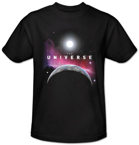 The Universe-Planetary T-Shirt