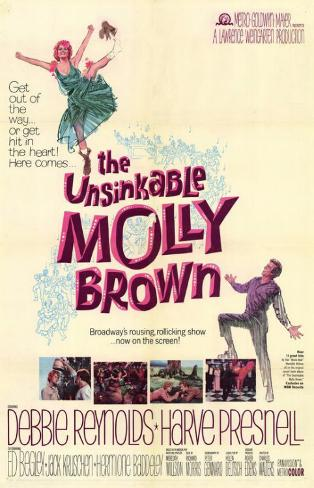 The Unsinkable Molly Brown Masterprint