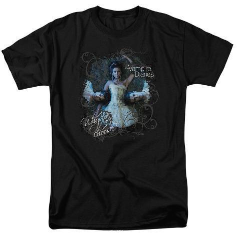 The Vampire Diaries - Why Choose? T-Shirt