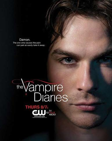 The Vampire Diaries Masterprint