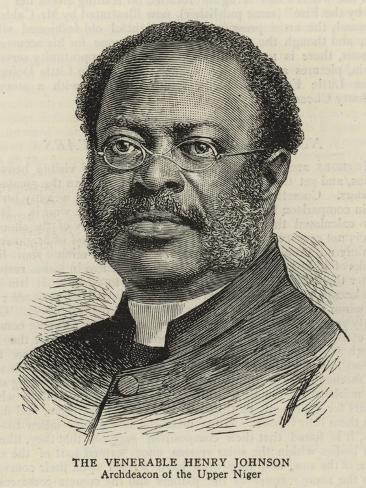 The Venerable Henry Johnson Lámina giclée