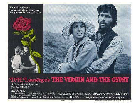 the virgin and the gypsy Abebookscom: the virgin and the gypsy: octavo 192pp this novel lacks the author's final revision, and has been printed from the manuscript exactly as it stands-- printed on early endpaper.