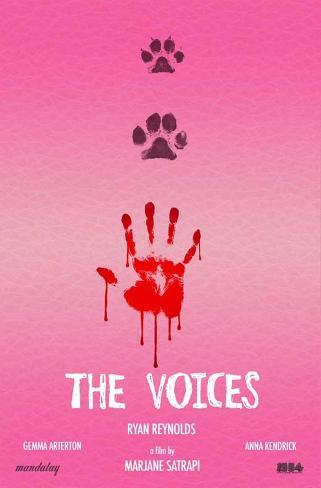 The Voices Masterprint