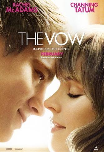 The Vow Double-sided poster