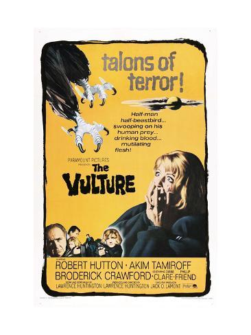 The Vulture, Diane Clare, 1967 Photo