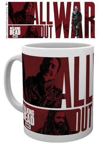 The Walking Dead - All Out War Mug Mug