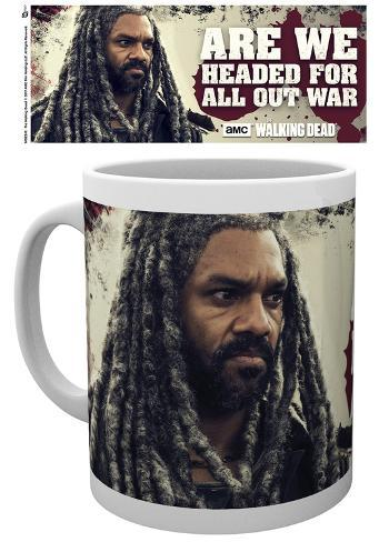 The Walking Dead - Ezekial War Mug Mug