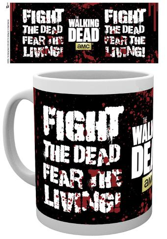 The Walking Dead Fight The Dead Mug Mug