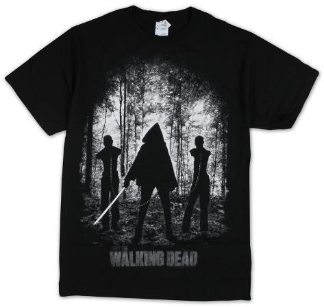 The Walking Dead - Micheonne Walkers T-Shirt