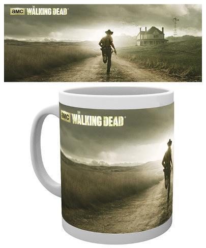 The Walking Dead - Running Mug Mug