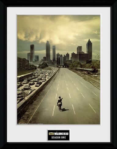 The Walking Dead- Season 1 Collector Print