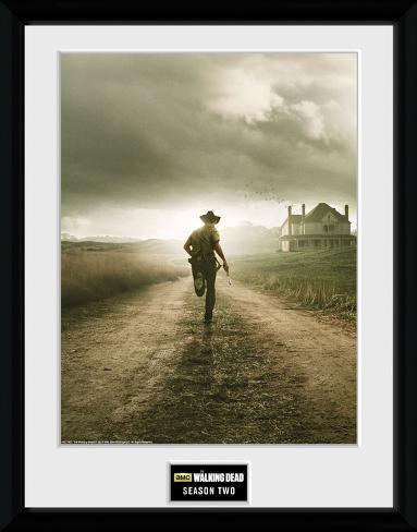 The Walking Dead- Season 2 Collector Print