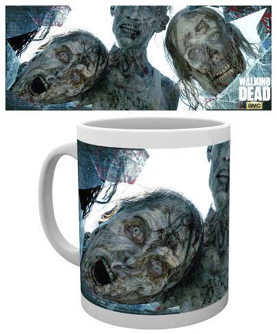 The Walking Dead - Window Mug Mug