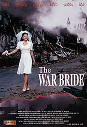 The War Bride Original Poster