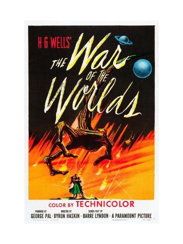 The War of the Worlds, 1953 Photo