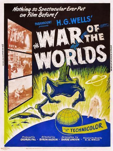 The War of the Worlds Art Print