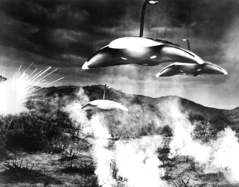 The War of the Worlds Photo